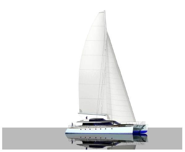 Un Projet de Catamaran de Croisière